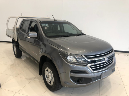 2016 Holden Colorado RG Turbo LS 4x4 d/c chass