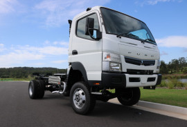 Fuso Canter  4X4 CAB CHASSIS