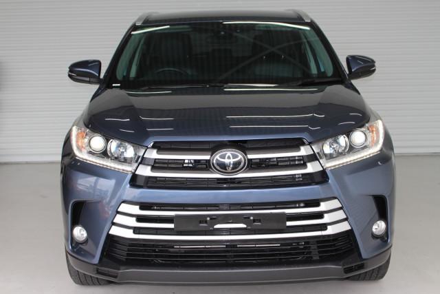 2018 Toyota Kluger GSU50R GXL Suv Image 3