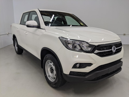 2019 MY20 SsangYong Musso Q200 EX Utility