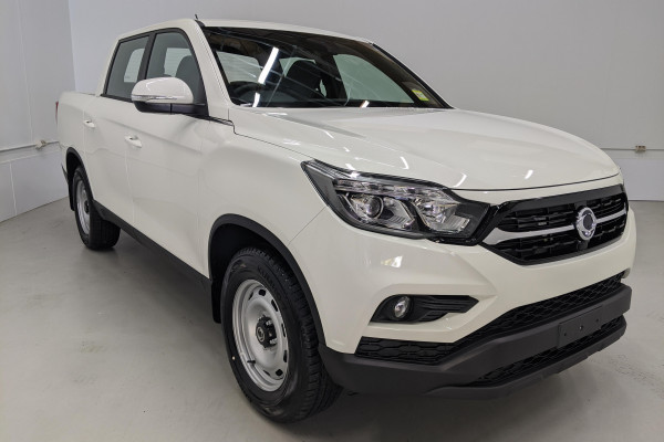 2019 MY20 SsangYong Musso Q200 EX Utility Image 3