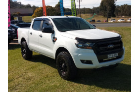 2017 Ford Ranger PX MKII XLS Utility Image 5