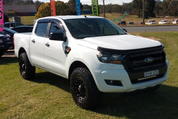 2017 Ford Ranger PX MKII XLS Utility Mobile Image 5