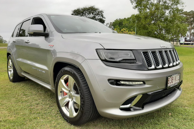 2014 MY15 Jeep Grand Cherokee WK  SRT Suv Image 4
