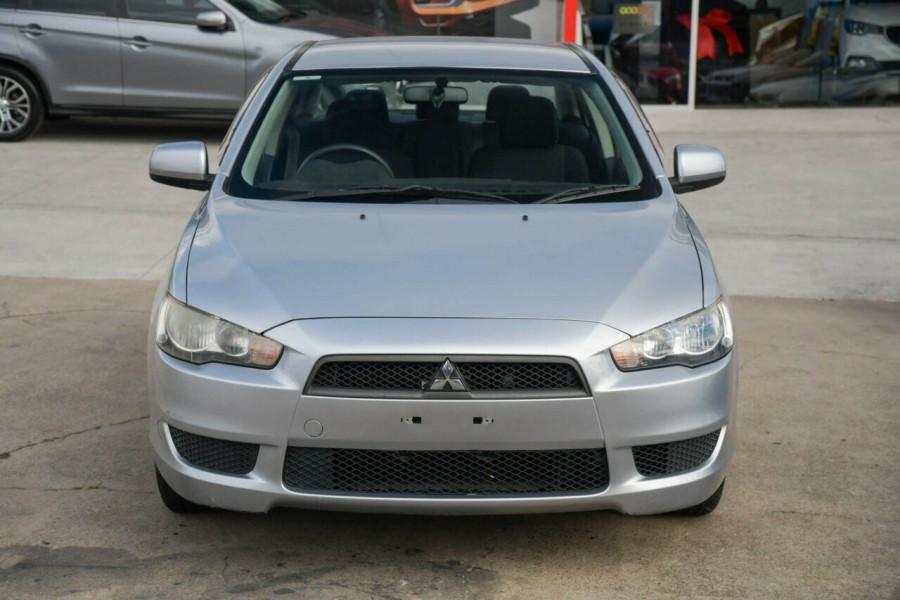 2008 Mitsubishi Lancer CJ MY08 ES Sedan Image 7