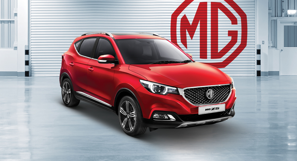 MG ZS Essence MY19 special