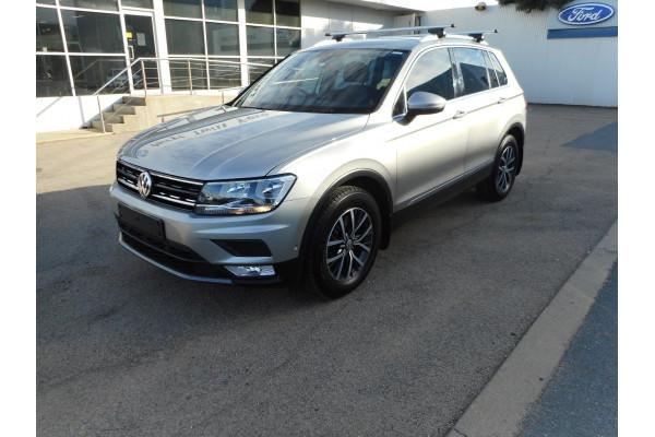 2017 Volkswagen Tiguan 5N  132TSI Comfrtline Suv Image 4