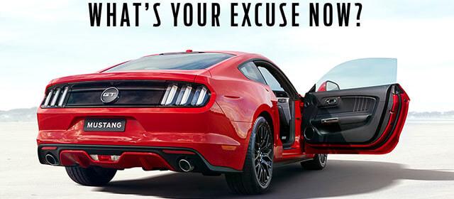 Ford Mustang Finance Offer