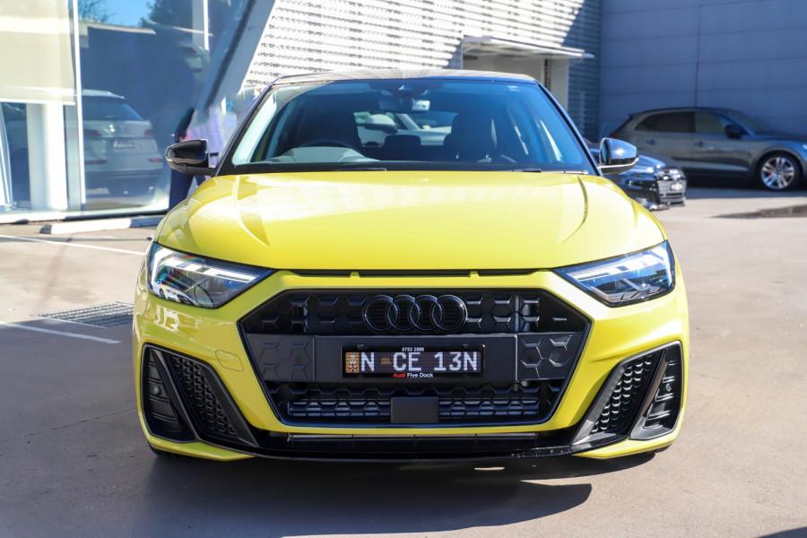 2021 Audi A1 1.8 TFSI S Line