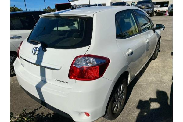 2012 Toyota Corolla ZRE182R Ascent Hatchback Image 4