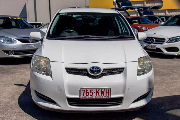 2007 Toyota Corolla ZRE152R Ascent Hatchback Image 3