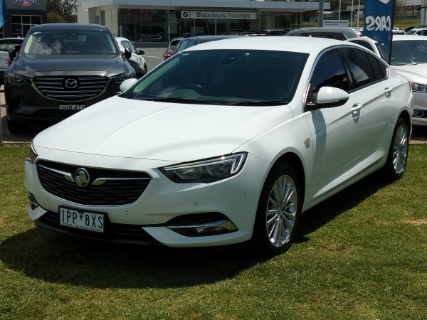 2017 MY18 Holden Calais ZB MY18 Hatch