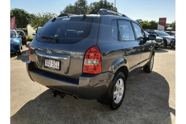 2009 Hyundai Tucson JM  City Elite Suv Image 5