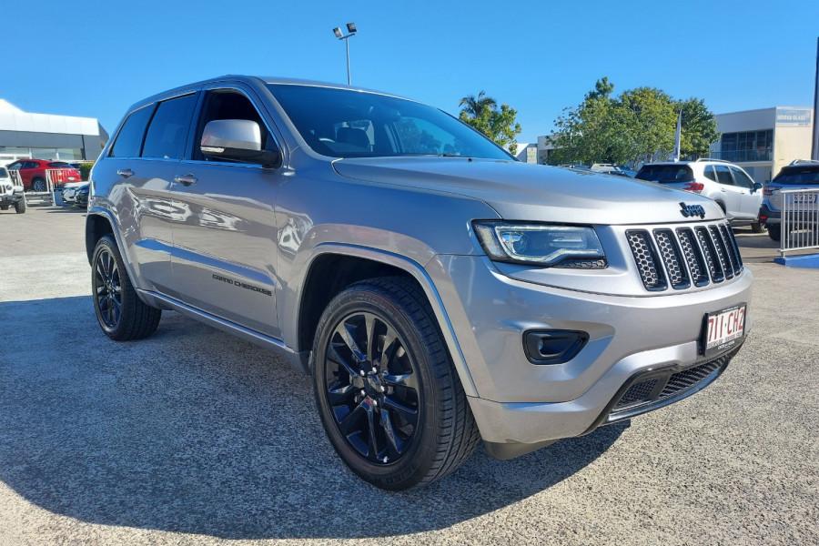 2014 Jeep Grand Cherokee Blackhawk Image 3