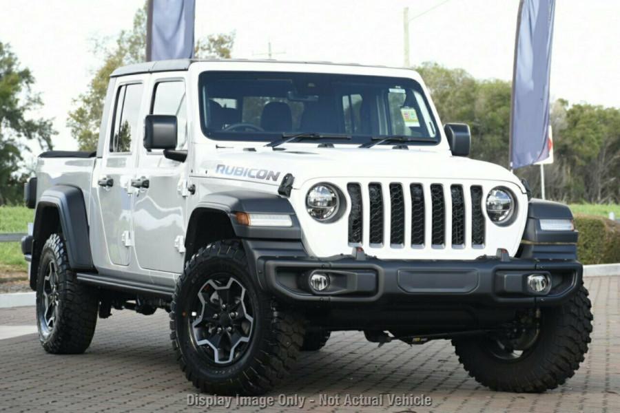 2021 Jeep Gladiator JT Rubicon Ute