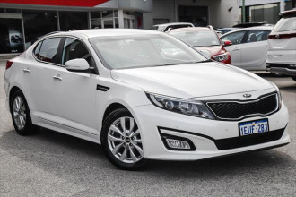 Kia Optima Si TF