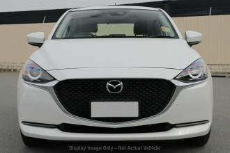 2021 MY20 Mazda 2 DJ Series G15 Pure Hatchback Image 5