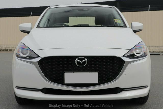 2021 MY20 Mazda 2 DJ Series G15 Pure Hatchback Mobile Image 5