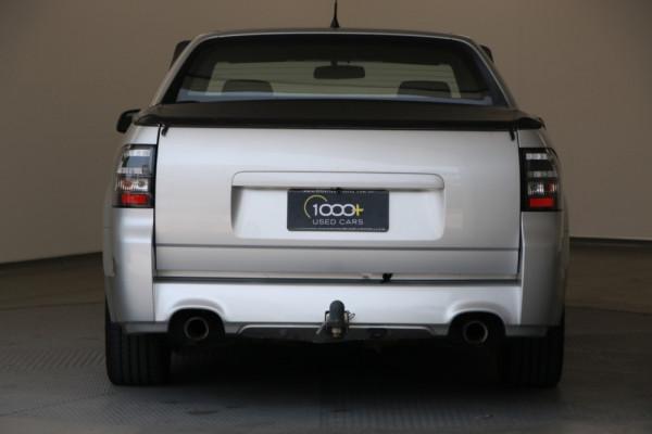 2008 Holden Ute VE SV6 Utility Image 4