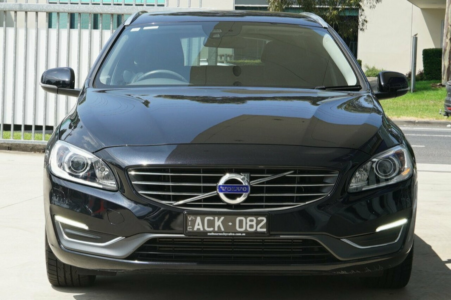 2013 MY14 Volvo V60 F Series MY14 T5 PwrShift Luxury Wagon