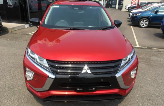 2018 Mitsubishi Eclipse Cross YA Turbo Black Edition 2wd wagon