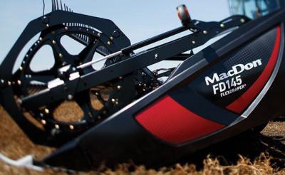 New MacDon D1 Draper Headers and FD1 FlexDraper Headers