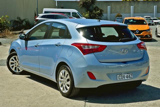 2013 Hyundai I30 Hatchback