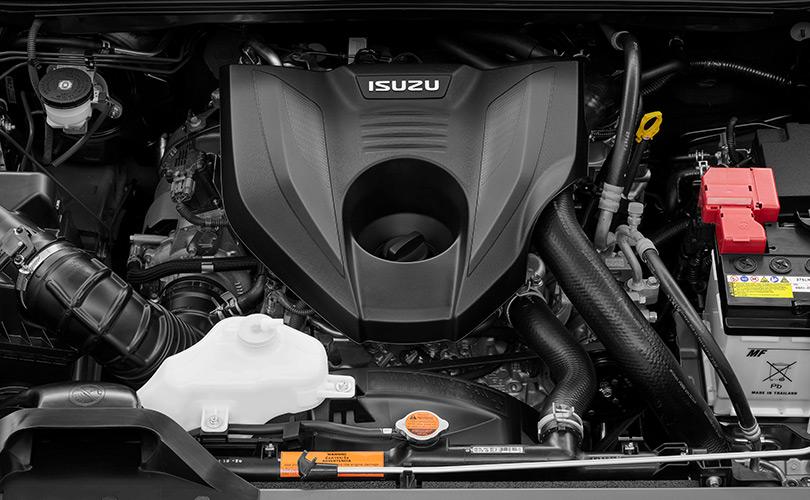 3.0L Turbo Diesel Image