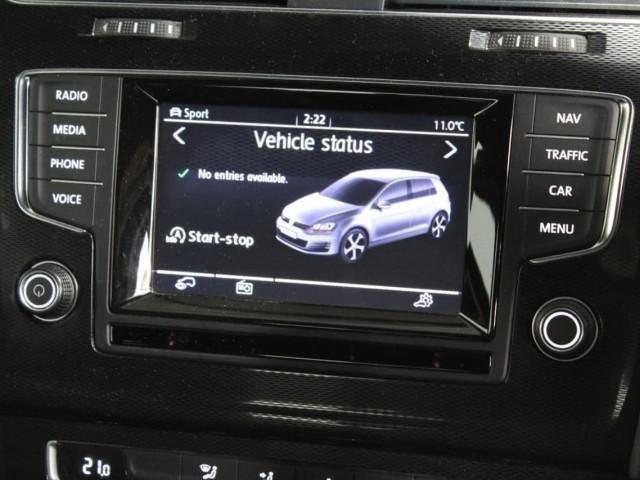 2013 Volkswagen Golf VII Turbo GTI Hatchback