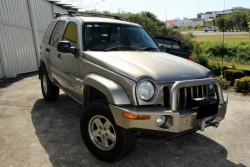 Jeep Cherokee Limited KJ MY2003