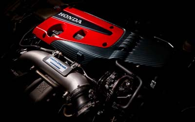 Civic Hatch Type R 2.0-Litre VTEC Turbocharged Engine