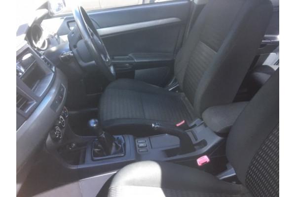2012 Mitsubishi Lancer CJ MY12 ES Sedan Image 3