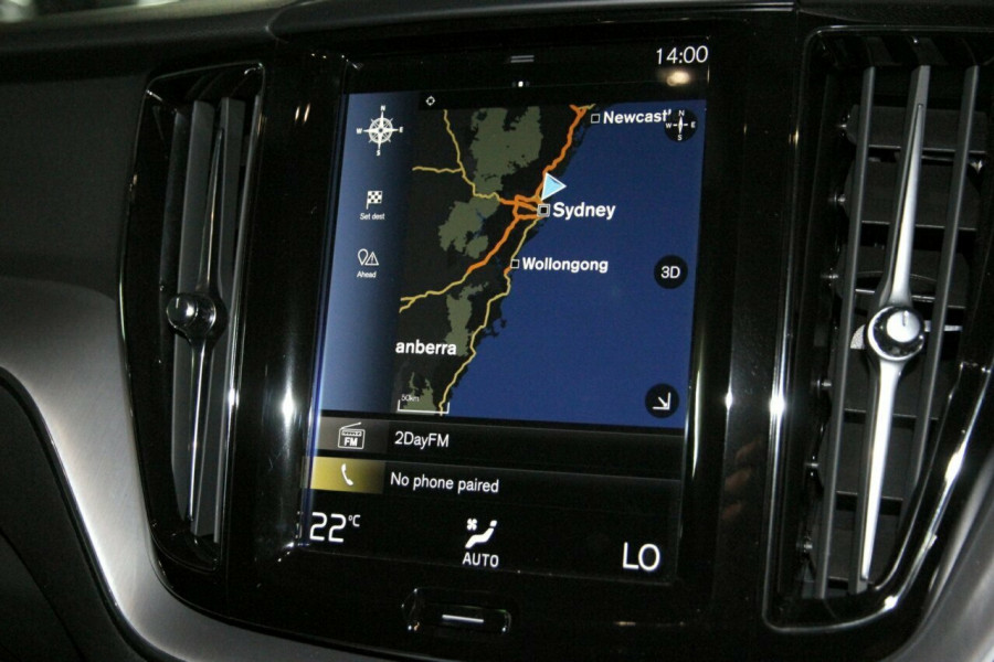 2019 MY20 Volvo XC60 UZ D4 Momentum Suv Mobile Image 13