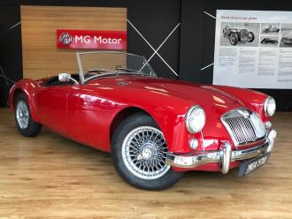 MG A Mk 1