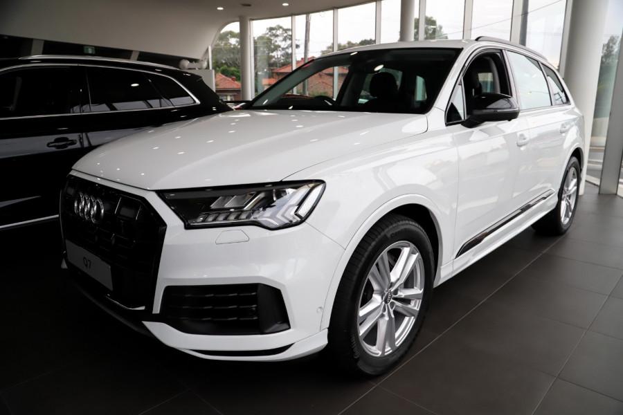 2020 Audi Q7 210kW