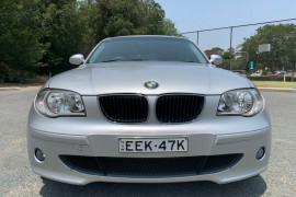 2006 BMW 1 Series E87 118i Hatchback Mobile Image 8