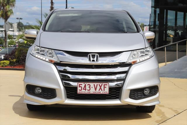 2015 Honda Odyssey 5th Gen MY15 VTi-L Wagon Image 7