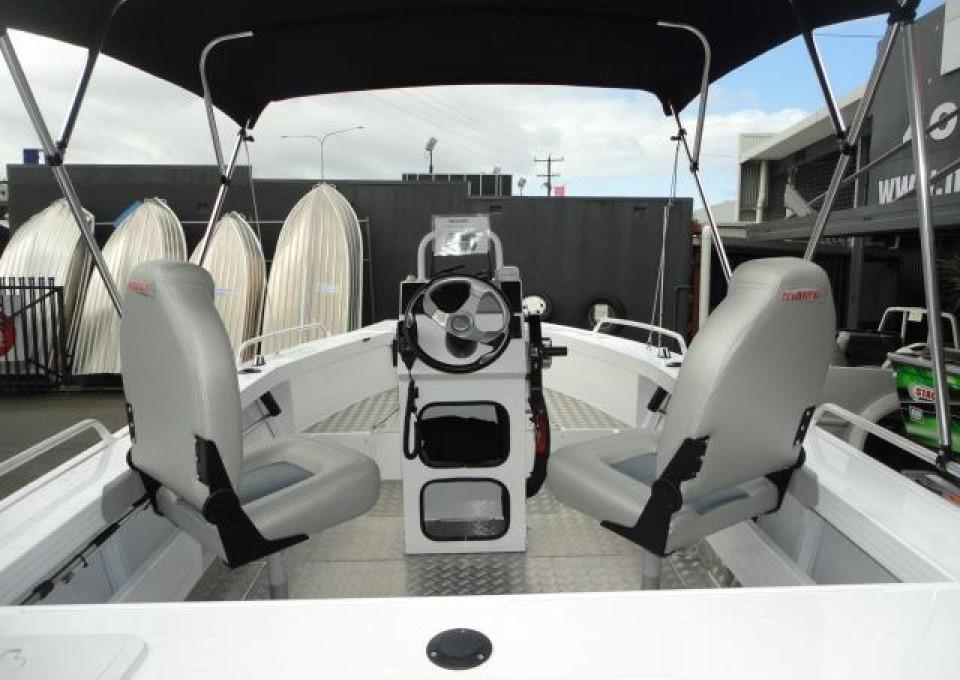 2017 Stacer Nomad Stacer 489 RANGER Boat