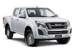 Isuzu UTE D-MAX SX Crew Cab Ute 4x4