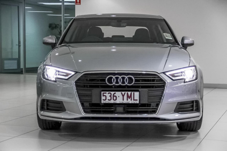 Demo 2018 Audi A3 722279 Brisbane Autosports Group