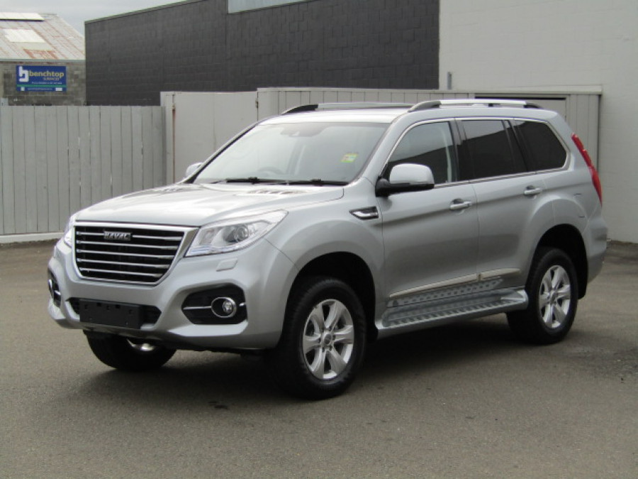 2020 Haval H9 4wd Auto Ultra Demo Sports utility vehicle