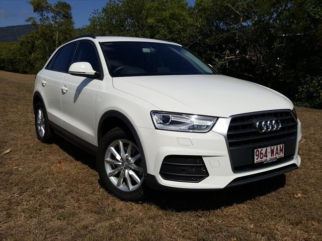 Audi Q3 TFSI 8U