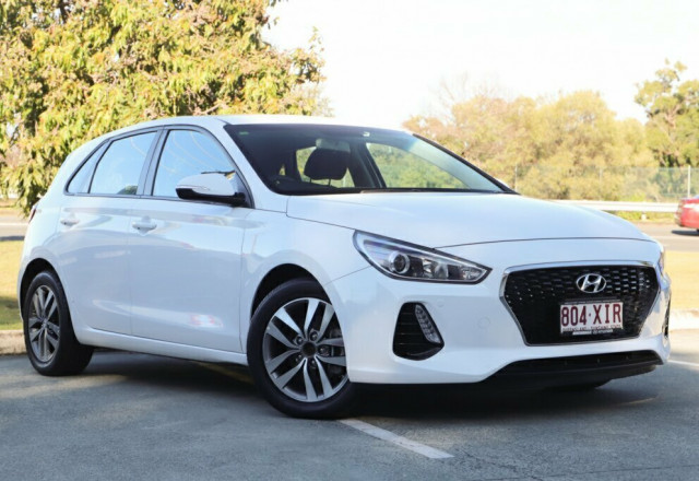 2017 Hyundai i30 GD4 Series II Active Hatchback