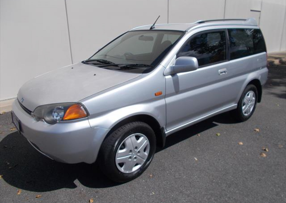 2000 Honda Hr-v Wagon