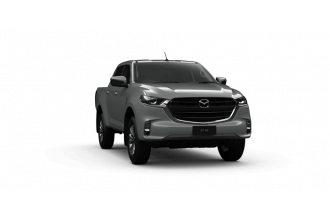 2021 Mazda BT-50 TF XT 4x2 Dual Cab Pickup Utility crew cab Image 5