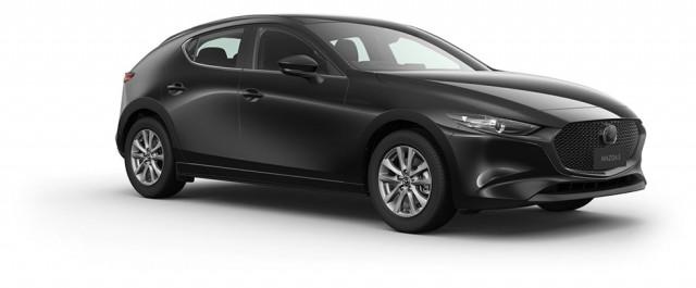 2020 Mazda 3 BP G20 Pure Hatch Hatchback Mobile Image 7