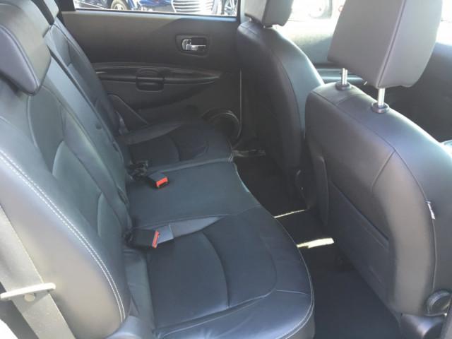 2013 Nissan DUALIS J107 Series 3 +2 Ti-L Awd hatch