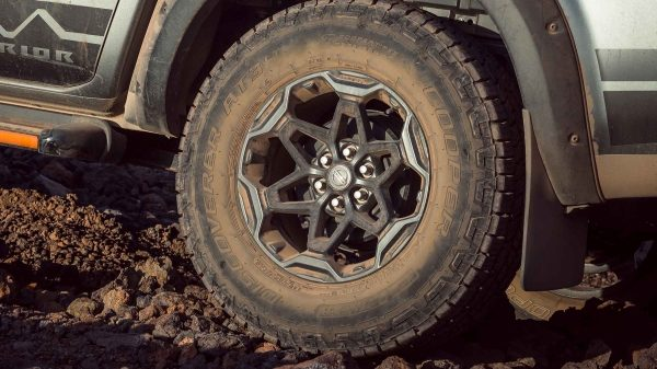 All-Terrain Tyres Image