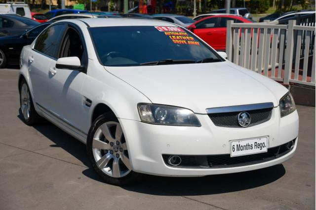 2007 Holden Calais VE V Sedan