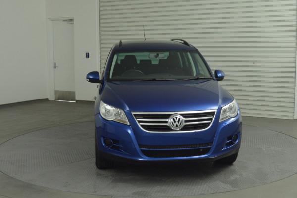 2010 Volkswagen Tiguan 5N MY10 103TDI Suv Image 2